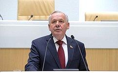 В. Шуба принял участие взаседании координационного совета Союза представительных органов муниципальных образований РФ