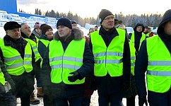 С. Брилка принял участие вработе выездного заседания рабочей группы посовершенствованию лесного законодательства