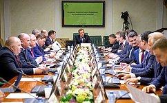 Комитет СФ поэкономической политике рекомендовал одобрить закон оразвитии системы поддержки малого исреднего бизнеса