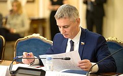С.Фабричный: Новгородская область иРоспатент укрепляют сотрудничество всфере защиты интеллектуальной собственности