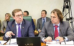Состояние иперспективы развития агропромышленного комплекса Республики Башкортостан обсудили вСовете Федерации