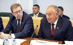 Сенаторы обсудили меры борьбы спроизводством иоборотом контрафактной минеральной воды
