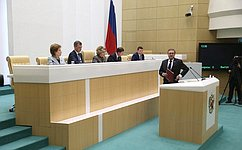 В. Матвиенко: Продление Договора СНВ-3 войдет вчисло ключевых событий 2021года