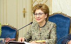 Г. Карелова отметила последовательность позиции главы государства повыработке мер вотношении поддержки семей сдетьми