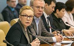 Назаседании Комитета СФ посоциальной политике обсуждалась разработка закона окурортном регионе Кавказские Минеральные Воды