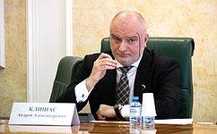 А. Клишас принял участие ввидеоконференции Норильск– Москва