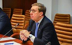 А. Майоров: Важно найти пути решения проблем всфере госрегулирования российского рынка продукции, содержащей соевый шрот