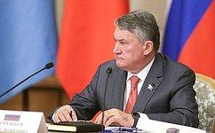 Ю. Воробьев прокомментировал мероприятия Парламентской ассамблеи ОДКБ вМоскве