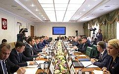Комитет СФ поэкономической политике поддержал закрепление взаконодательстве понятия «социальное предпринимательство»
