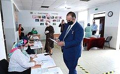 Блок социальных поправок вКонституцию РФ находит широкую поддержку ужителей Чеченской Республики— М.Ахмадов