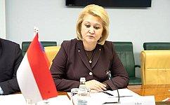 Л.Гумерова: Мы настроены нарасширение взаимодействия вподготовке индонезийских специалистов вроссийских вузах