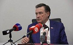 С.Рябухин: Поправки кКонституции РФ важны для уверенного истабильного экономического развития нашего государства