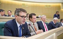 Совет Федерации дал согласие навозбуждение уголовного дела вотношении сенатора К. Цыбко