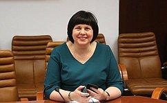 Е. Афанасьева приняла участие в7-й Всемирной конференции молодых парламентариев Межпарламентского союза