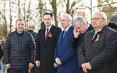 М. Хапсироков принял участие вмитинге вчесть годовщины воссоединения Крыма иСевастополя сРоссией