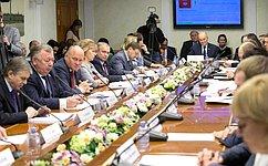 Комитет СФ поаграрно-продовольственной политике рассмотрел перспективы развития АПК Ставропольского края