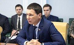 И. Зубарев: Необходимо внести изменения вТаможенный Кодекс ЕАЭЗ сцелью создания условий повозращению Российских судов вотечественные порты
