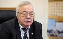 В. Бочков поздравил жителей Ивановской области спредстоящими майскими праздниками