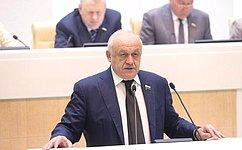 Одобрена ратификация Соглашения между Россией иАрменией обОбъединенной группировке войск