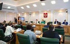 В.Матвиенко: Для эффективной борьбы сонкологией нужно объединить усилия органов власти, учёных, бизнес-сообщества