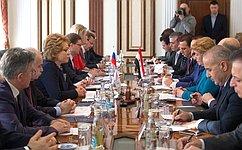 В.Матвиенко: Россия сделает все возможное, чтобы вместе сСирией победить терроризм