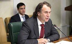 С.Лисовский: Отэффективности мер постимулированию иразвитию АПК зависит решение приоритетных задач отрасли