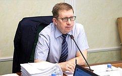Сенаторы рассмотрели актуальные вопросы развития АПК иприродопользования вРязанской области