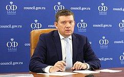 Н. Журавлев выступил назаседании правительственной комиссии побюджетным проектировкам