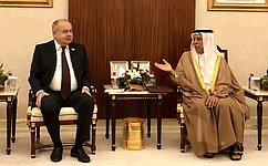 И. Умаханов: Совет Федерации готов помочь катарской стороне вподготовке 140-й Ассамблеи Межпарламентского союза вДохе