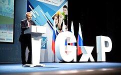 И. Каграманян принял участие вработе III Всероссийского межвузовского саммита