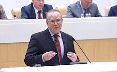 Ю. Вяземский: Раскрытие творческого иинтеллектуального потенциала молодежи важно для развития страны