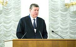 Российская финансовая система сумела выработать устойчивость квнешним шокам— Е.Бушмин