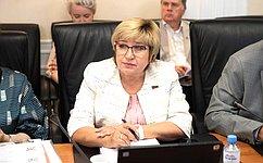 О. Хохлова приняла участие взаседании Законодательного Собрания Владимирской области