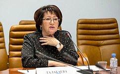 Л. Талабаева: Важно развивать отечественное машиностроение для рыбохозяйственного комплекса России