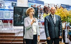 Т.Гигель приняла участие вVII областном экологическом фестивале «ЭКОГРАД»