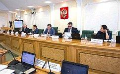 Сбалансированность бюджетов регионов напримере Ярославской области рассмотрел Комитет СФ побюджету ифинансовым рынкам