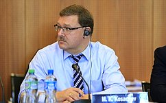 МПС остается уникальной межпарламентской площадкой— К.Косачев