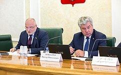 ВСовете Федерации предварительно обсудили кандидатуру Н.Шишкина для назначения надолжность заместителя Генерального прокурора РФ