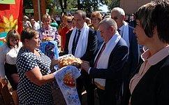 В.Бекетов: Межрегиональный фестиваль ТОС стал всероссийской площадкой для обмена опытом поразвитию местного самоуправления