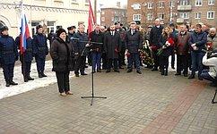 А.Кондратьев: ВТамбовской области чтят память героев-земляков