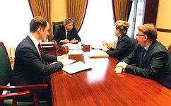 А.Пушков посетил крупнейшее оборонное предприятие Пермского края «Мотовилихинские заводы»