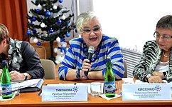 И. Тихонова: Забота одетях– приоритетная задача социальной политики нашего государства