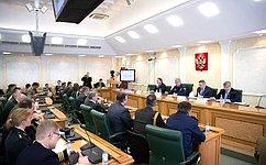В.Бондарев провел брифинг своенными атташе иностранных государств, аккредитованными вРоссийской Федерации