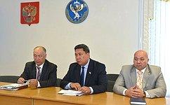 В.Полетаев провел встречу ссотрудниками прокуратуры Республики Алтай