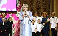 Л.Антонова: ВМосковской области запоследние годы значительно увеличилось число приемных семей