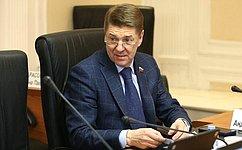 А. Шевченко совершил рабочие поездки врайоны Оренбургской области