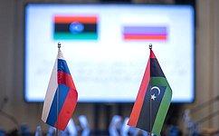 ВСовете Федерации призывают ливийцев решать внутренние разногласия путем инклюзивного диалога— В.Матвиенко