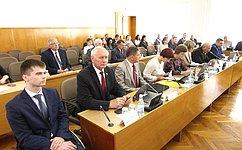 Вологодские парламентарии утвердили дополнительные меры поподдержке инвесторов— Н.Тихомиров