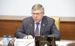 Комитет СФ посоциальной политике поддержал закон, направленный наразвитие государственно-частного партнерства вздравоохранении
