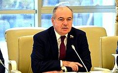 Насессии МПС вСанкт-Петербурге планируется принять резолюцию «К20-летию всеобщей декларации одемократии»— И.Умаханов